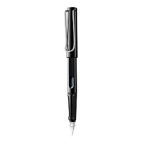 Bút Máy Lamy Safari Black 014 - Ngòi B 4000148