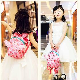 Balo mẫu giáo có cánh thiên thần cho bé trai và gái 3-5 tuổi đáng yêu – B019-1