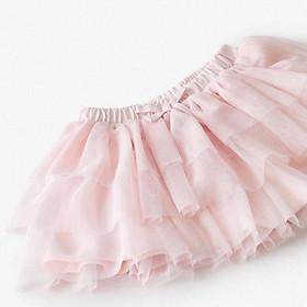 Chân váy cho bé gái nhiều mẫu