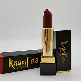 Son Sương Mai Kissiest Lipstick #03 - Cam Đất