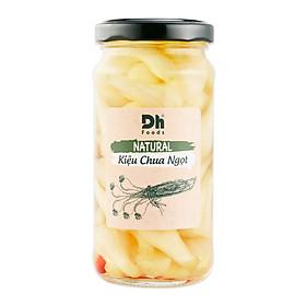 NATURAL Kiệu Chua Ngọt 220g - Dh Foods