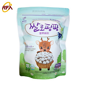 Bỏng gạo vị việt quất pang pang (Rice Pang Pang Blueberry)