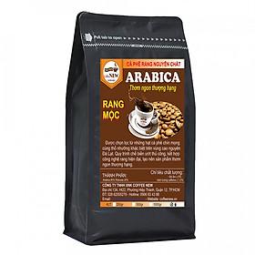 Cafe(Cà Phê) Arabica Nguyên Chất 100% - Dạng Bột Pha Phin - Gói 500g