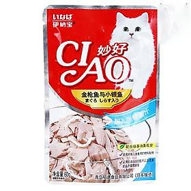 Hình đại diện sản phẩm Pate cho mèo Ciao 60gr