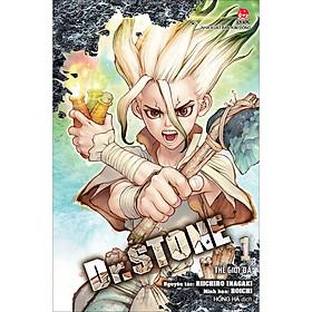 DR. STONE Tập 1: Thế giới đá