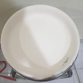 Đĩa mài sừng sứ Bát Tràng Việt Nam loại đại