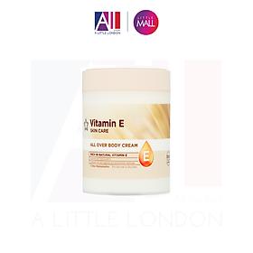 Kem dưỡng thể Superdrugs Vitamin E body cream 475ml