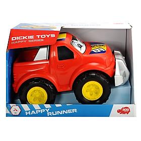 Đồ Chơi Xe Hơi Ngộ Nghĩnh Dickie Toys Happy Runner (27 cm)