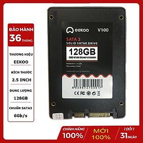 Ổ CỨNG SSD EEKOO-V100 dung lượng 128G hàng chính hãng