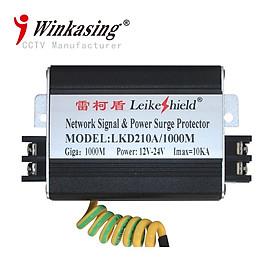 Thiết bị chổng sét mạng LAN WINKASING LKD210A/1000M – Hàng nhập khẩu