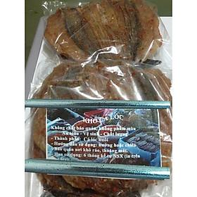 500 gram khô cá lóc - hút chân không