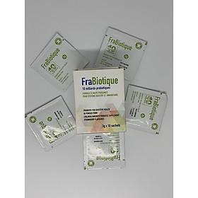 Men tiêu hoá Frabiotic dành cho trẻ rối loạn tiêu hoá