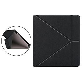 Stylish PU Leather Slim E-reader Protective Shell Sleeves for Kobo Libra , with Full Protection