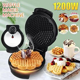 SOKANY 1200W Electric Waffle Maker Sandwich Cake Machine Baking Pan Bubble Egg Cake Oven Breakfast Eggette Waffle Machine