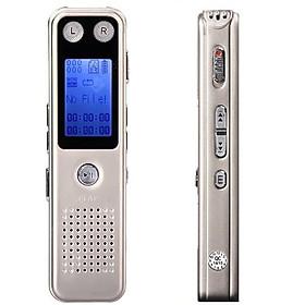 Máy Ghi Âm Chuyên Nghiệp GH-805  Bộ Nhớ Trong 8G Màn Hình LCD Tích Hợp Loa Ngoài - Thời Gian Ghi Lên Tới 560 Giờ AnZ