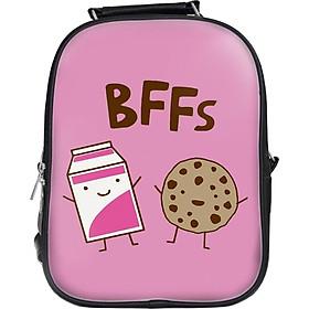 Balo In Hình Bánh Sữa BFFs BLCT302
