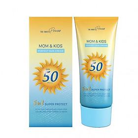 Kem Chống Nắng Đa Năng The White Princess Mom & Kids Perfect Sun Cream SPF 50 PA+++