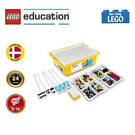 Bộ Lập Trình Robot SPIKE Prime Cơ Bản LEGO EDUCATION - 45678 (528 Chi Tiết)