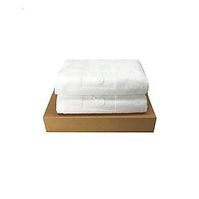 Bộ 2 khăn tắm nhỡ cao cấp LN02