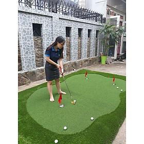 Thảm tập golf putting 3 (1 tấm)