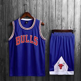 Bộ quần áo bóng rổ Chicago Bull 2020