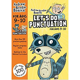 Let's do Punctuation 9-10