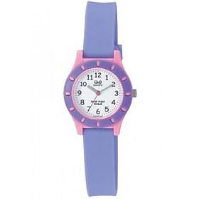 Đồng hồ trẻ em Q&Q Citizen VQ13J014Y dây nhựa thương hiệu Nhật Bản