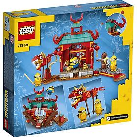 LEGO MINIONS 75550 Trận Chiến Kung Fu (310 chi tiết)