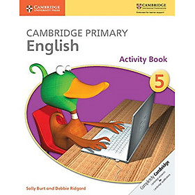 Cambridge Primary English Stage 5 Activity Book (Cambridge International Examinations)
