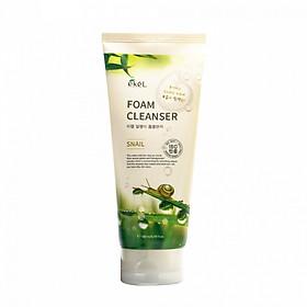 Sữ rửa mặt Ekel Snail Foam Cleanser 180ml