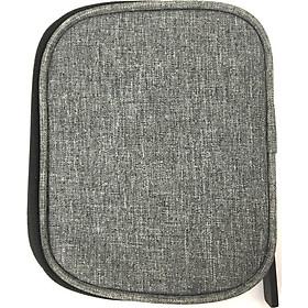 Túi Chống Sốc Ổ Cứng Di Động - Ổ Cứng Laptop - Bao Đựng HDD ( Màu Ngẫu Nhiên )