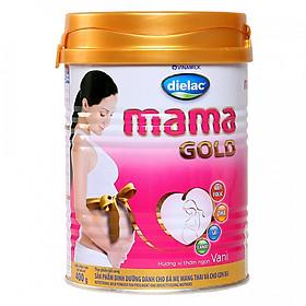 Sữa bột Vinamilk Dielac MaMa Gold hương Vani lon 400g