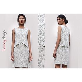 Áo đầm thiết kế Metiseko