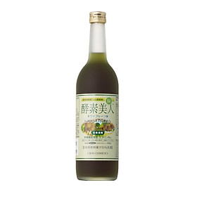 Thức uống đẹp da enzyme vị kiwi CBON Enzyme Beauty Green Nhật Bản (720ml)