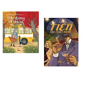Combo 2 cuốn sách: Tiền - Thư tuyệt mệnh + Trên Đường Về Nhà Bà