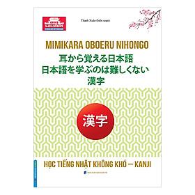 Học Tiếng Nhật Không Khó - KANJI