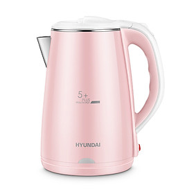 HYUNDAI Electric Kettle/Bottle/Electric Kettle 2.2L QC-SH2201A 1500W fast cooking high beauty anti-scalding