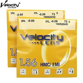 Tròng kính cận VELOCITY VL1.56 HMC UV EMI (1 cặp)