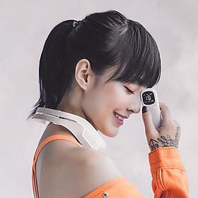 Máy mát xa cổ Xiaomi PGG P5B Bảo vệ cổ 5 chế độ 3 đầu mát xa TENS Xung toàn thân