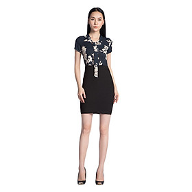 Váy Hoa Pha Thân AY1003 - Mix