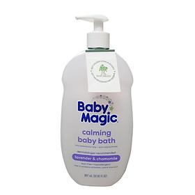 Tắm gội Baby Magic Calming Bath 887ml