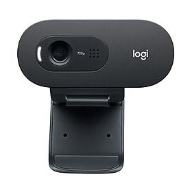 Webcam Logitech C505 với Micro phạm vi dài - Hàng Chính Hãng