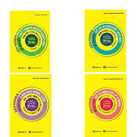 Combo Bí quyết Ken Honda: Bí Quyết Trở Thành Người Xuất Sắc + Bí Kíp Để Có Sự Nghiệp Mơ Ước + Bí Kíp Làm Chủ Đồng Tiền + Bí Quyết Để Có Bạn Đời Lý Tưởng