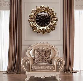 Đồng hồ treo tường hoa cung đình