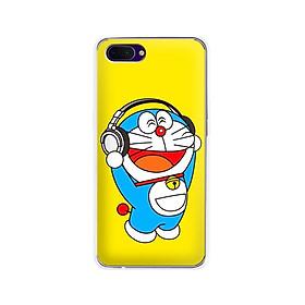 Ốp lưng dẻo cho điện thoại Oppo A3s - 01102 7863 DRM07 - In hình Doremon - Hàng Chính Hãng