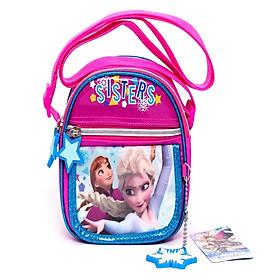 Túi Đeo Chéo Bé Gái Disney Nữ Hoàng Băng Giá Elsa FZ91 549