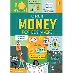 Sách Usborne: Money For Beginners