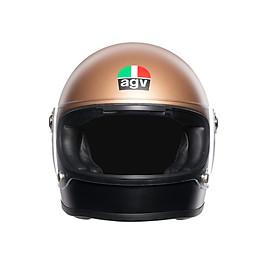 Nón Bảo Hiểm - AGV  X3000 GOLD/BLACK - Hàng Nhập Khẩu Thương Hiệu Ý
