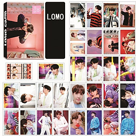 Lomo card J hope BTS Map of the soul Persona