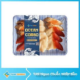 Combo Sashimi Ocean - 150g